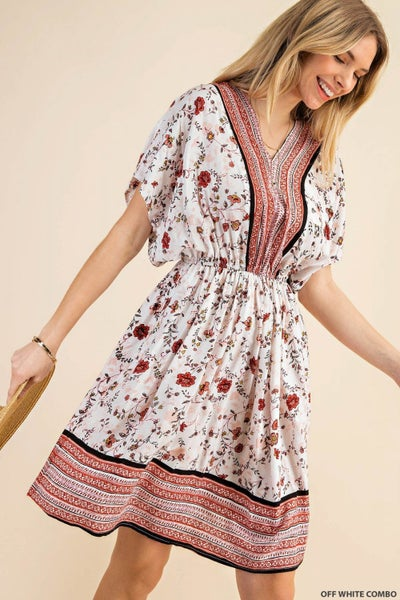 Let's Vacay Dress