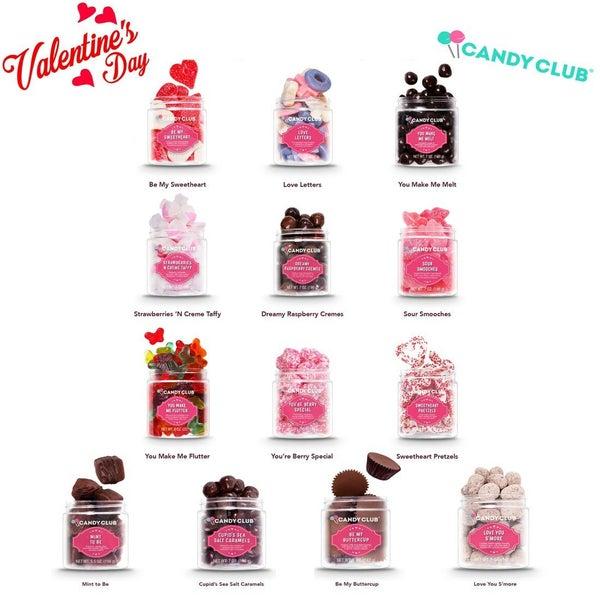 2021 Valentines Candy Club