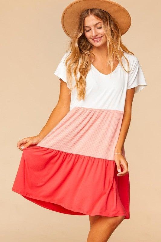 You Make Me Blush Dress