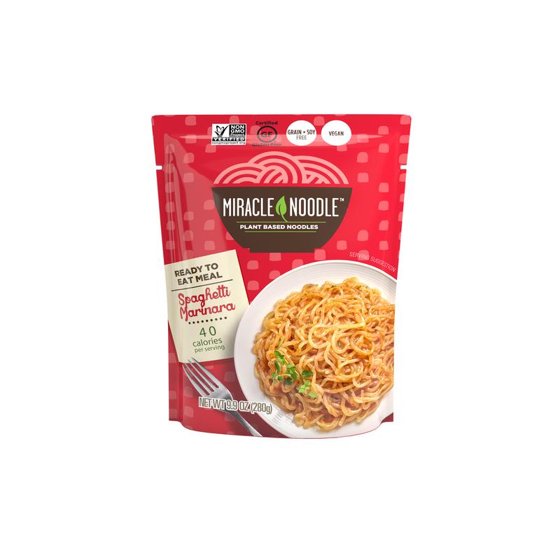 Spaghetti Marinara (Gluten Free)