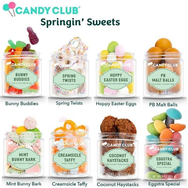 2021 Spring Candy Club