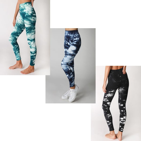 High Waist Tie Dye Legging