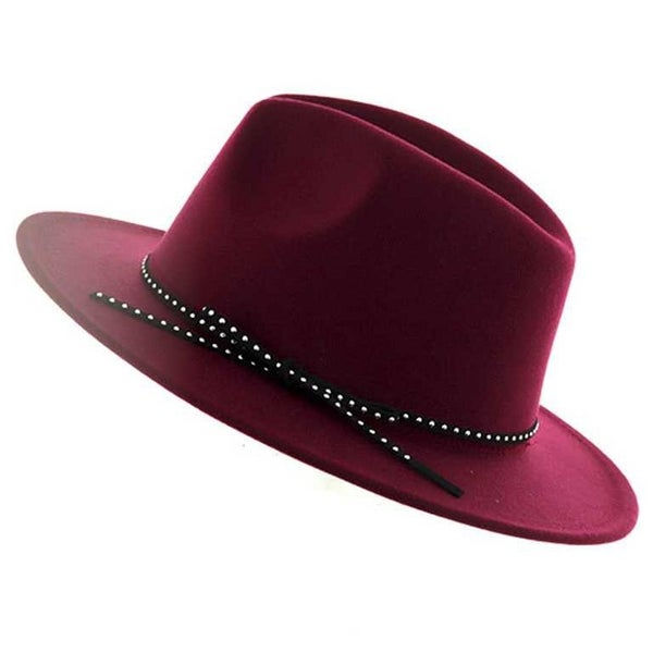 FEDORA ADJUSTABLE HAT