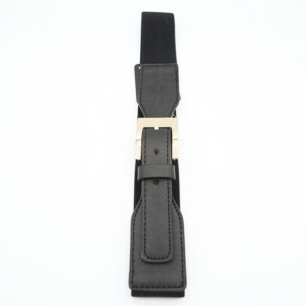 Box it black stretch belt
