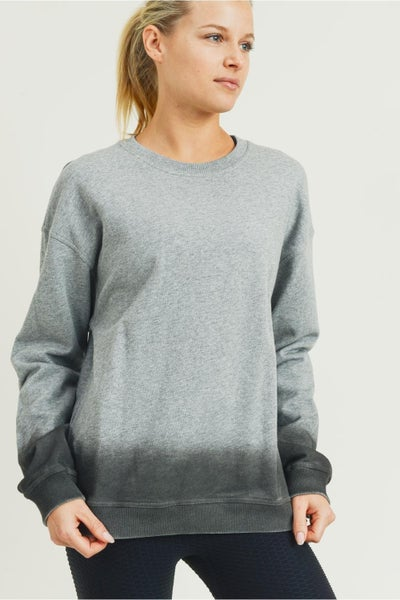 Essential Dipped Pullover