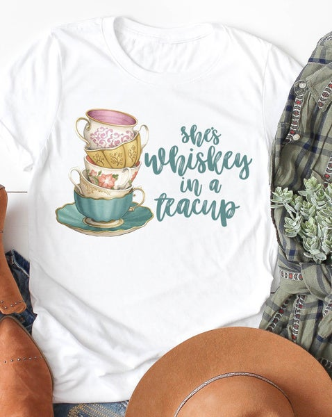 She's Whiskey Graphic T