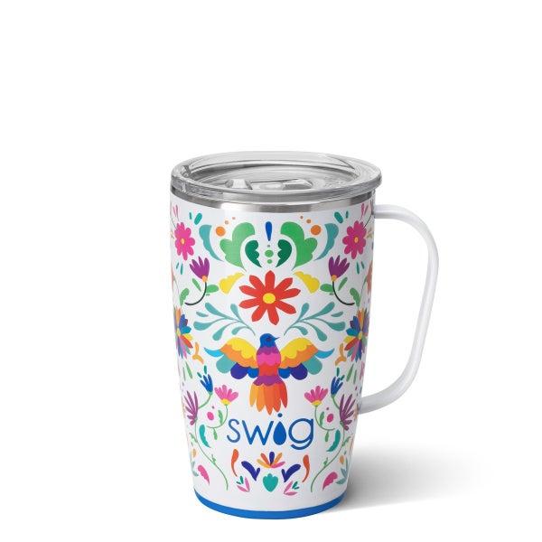 Viva Fiesta Travel Mug (18oz)