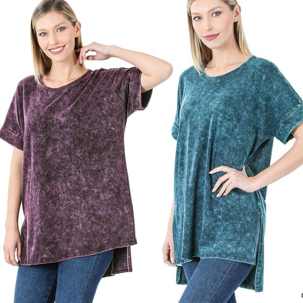 Mineral Love Top