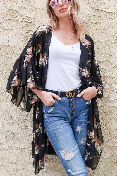 Beauty Flow Kimono