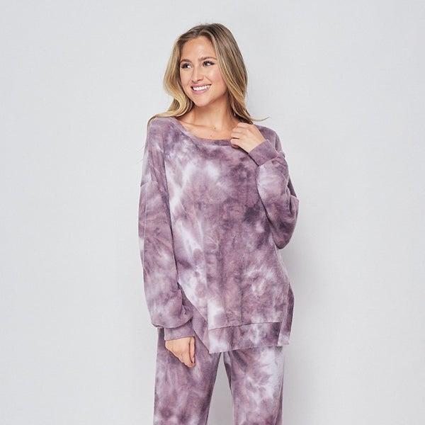 Lavender Love Sweater