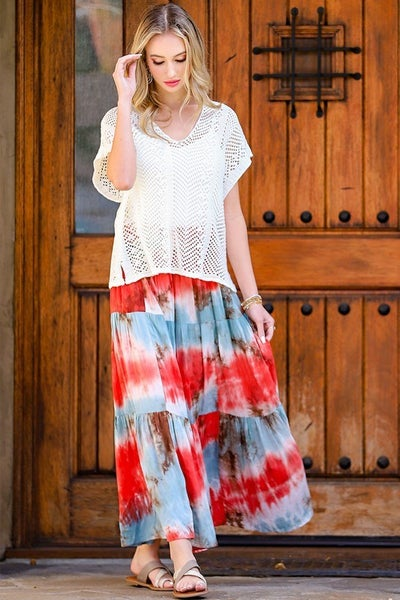 Scarlet Love Skirt