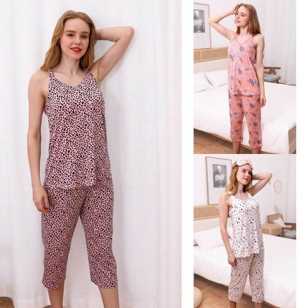 Spring Into Pajama Set