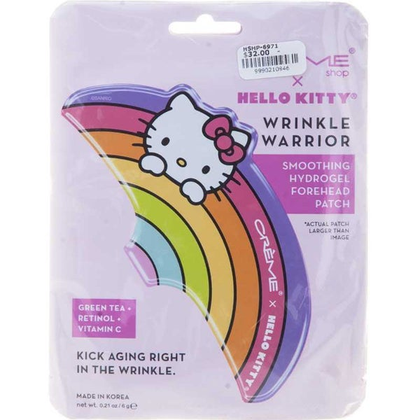 HELLO KITTY HYDROGEL FOREHEAD PATCH