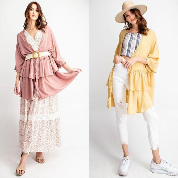 It's A Thing Kimono (4 COLORS)
