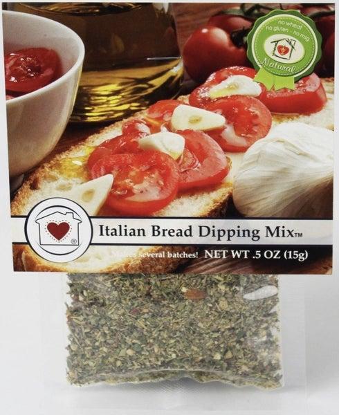 Italian Bread Dipping Mix