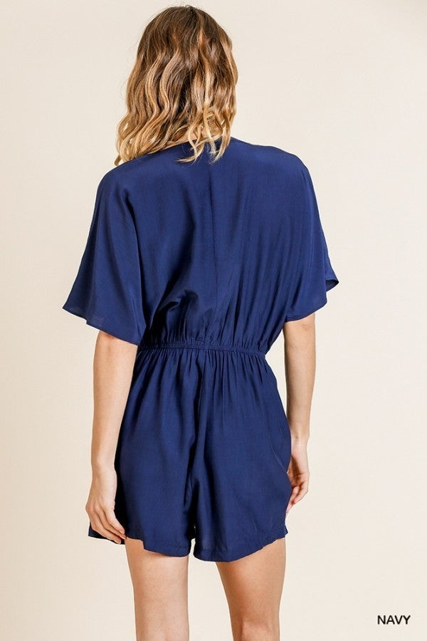 Oh Yes Please Romper