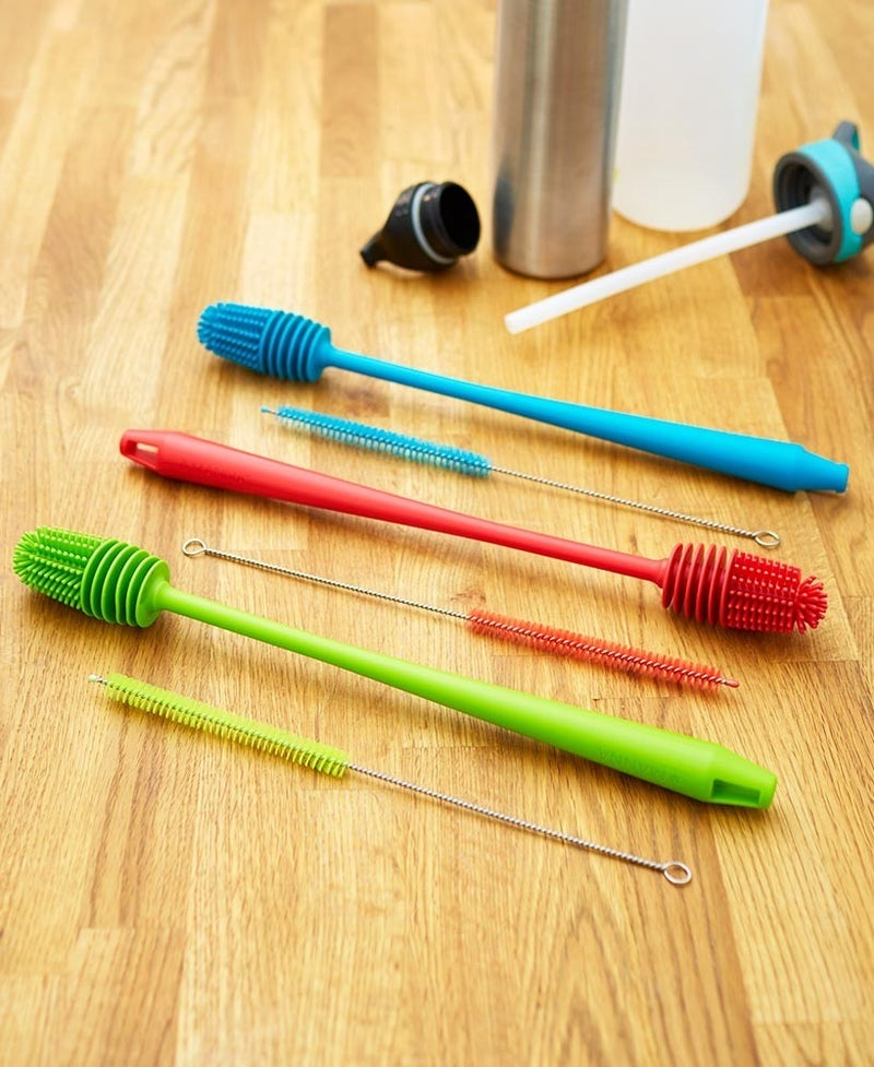 Bottle Brush with Straw Brush Cleaner
