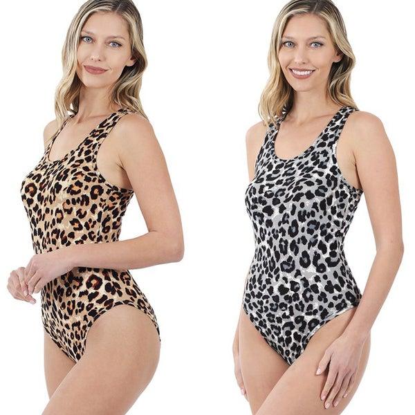 Leopard Body Suit