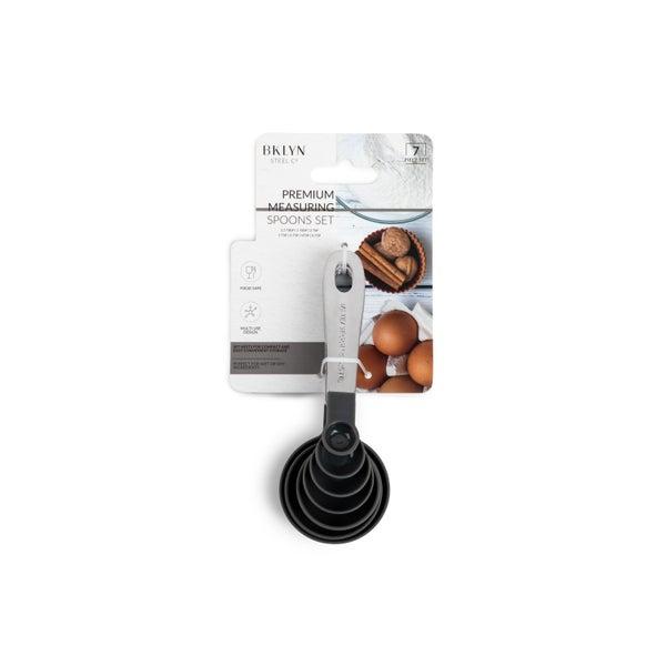 7Pc Premium Measuring Spoons Set