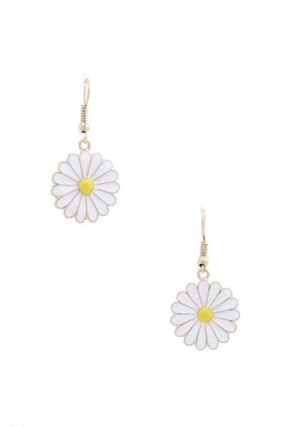 Daisy Flower Earring