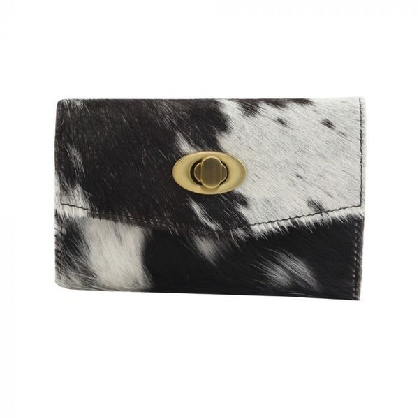 Myra fudge factor hairon wallet