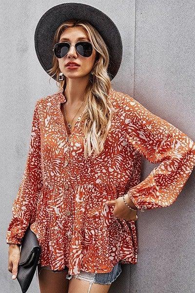 Tangerine Dream Top