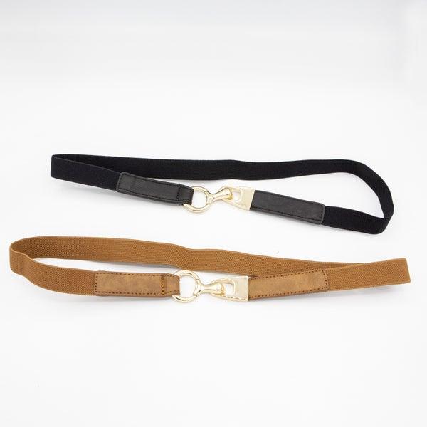 Skinny Elastic Belt