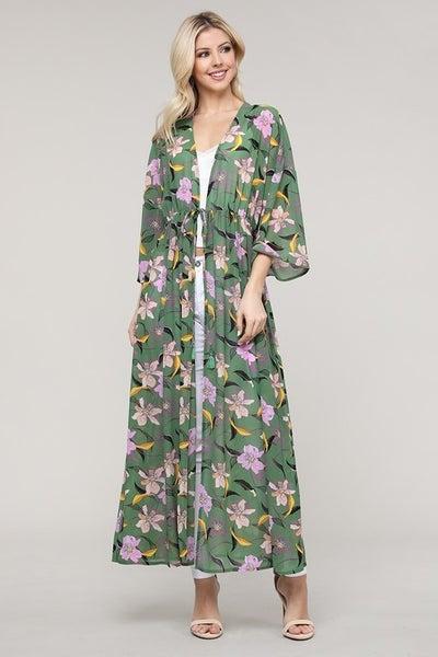 The Goddess kimono