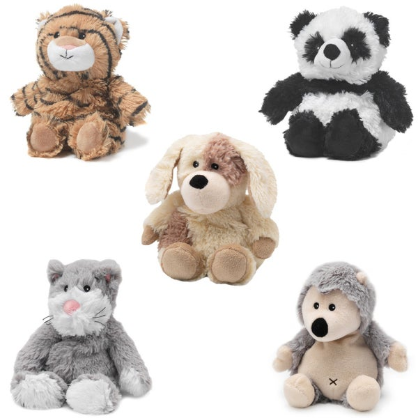 Junior Warmies Stuffed Animals