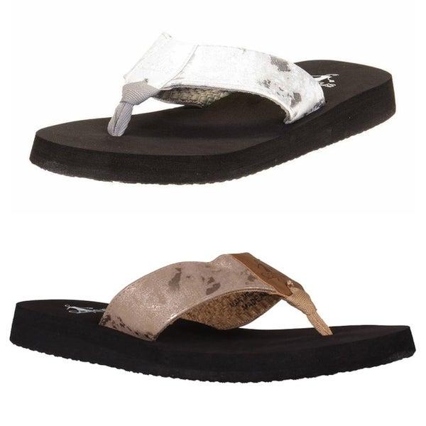 Clover Sandal By Corky