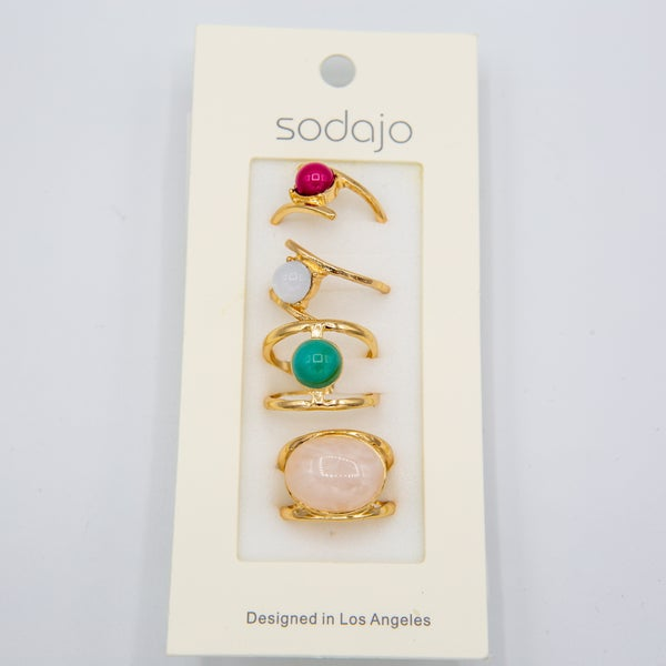 Multi Ring Set (4 Rings)