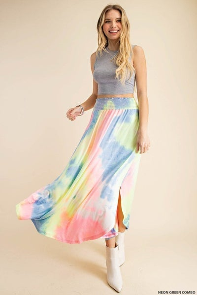 Silky Silk Skirt