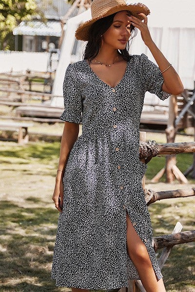 Loveable Leopard Dress