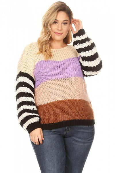 YOU NEED KNIT SWEATER