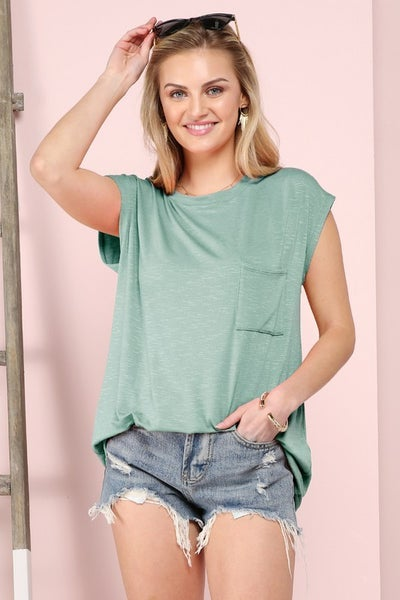 Slouch Lounge Top