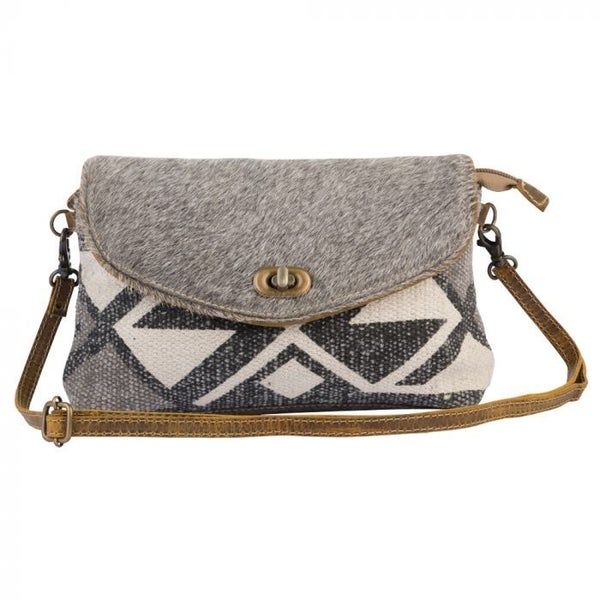 MYRA GREY CLANDESTINE SMALL & CROSSBODY BAG
