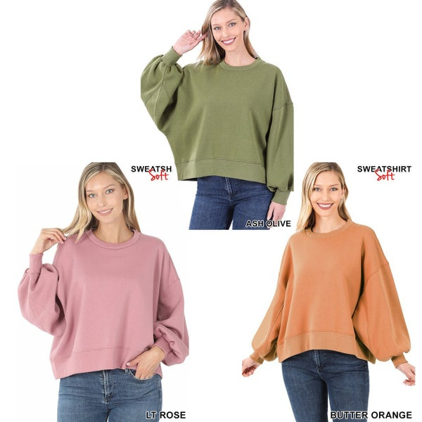 Dolman Simple Sweater