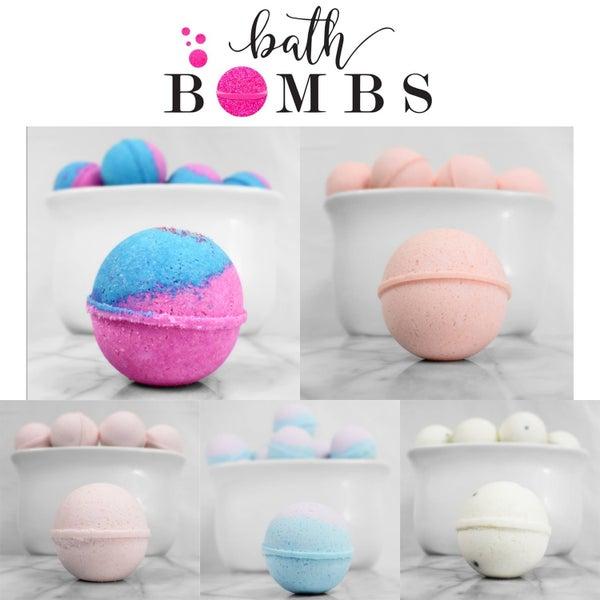 Fizz Bizz Bath Bombs