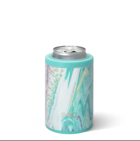 12oz Wanderlust Combo Can & Bottle Cooler
