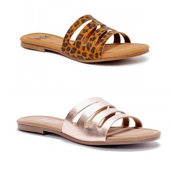 Corky Bikini Sandal