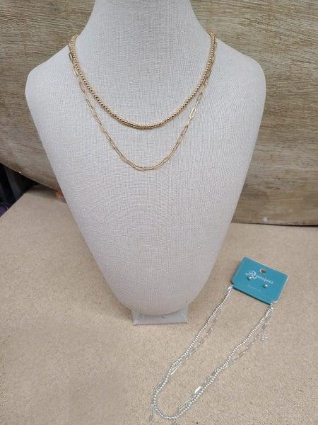 Chain & Earring Set