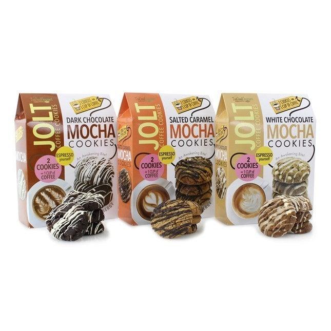Coffee Energy Cookies