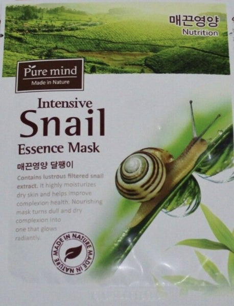 Snail Essence Mask