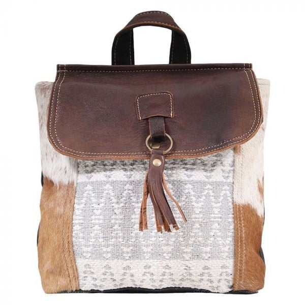 HANGING BUCKLE BACKPACK MYRA BAG
