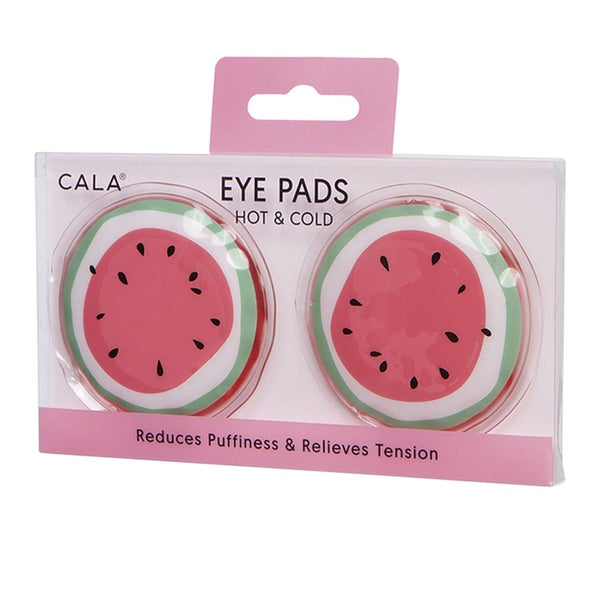 HOT AND COLD CUCUMBER EYE PADS