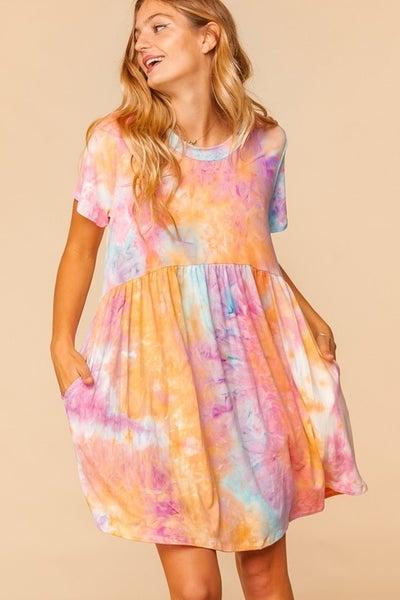 Rainbow Sorbet Dress