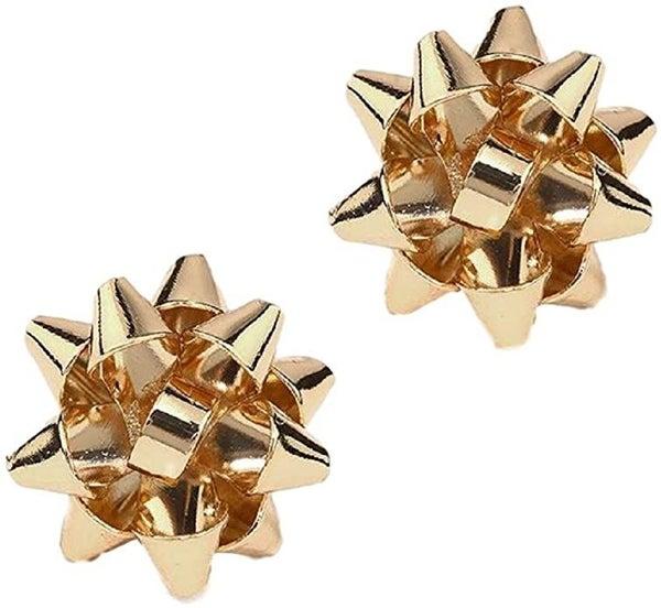 Miniature Bow Earrings