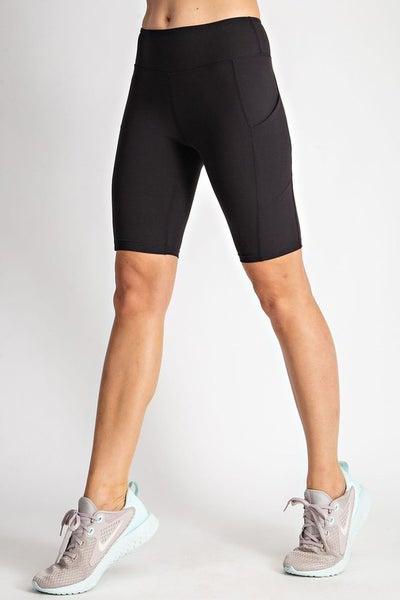 Yoga Biker Short