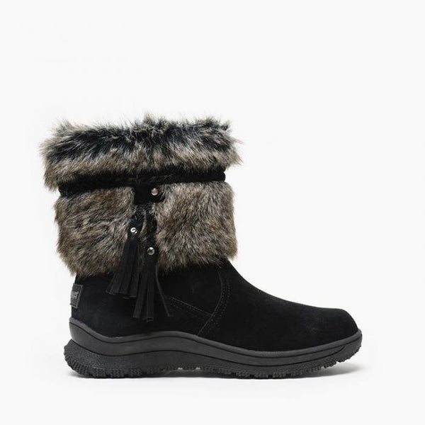 Corky Everett Suede Boot