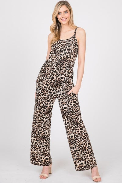 The Cheetah Jumpsuit